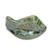 Decorative Toilet Bolt Cover - Fish design - Green