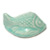 Decorative Toilet Bolt Cover - Fish design - Light Green